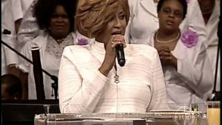 What is it That Keeps You Coming Back for More - Dorinda Clark Cole Part 2
