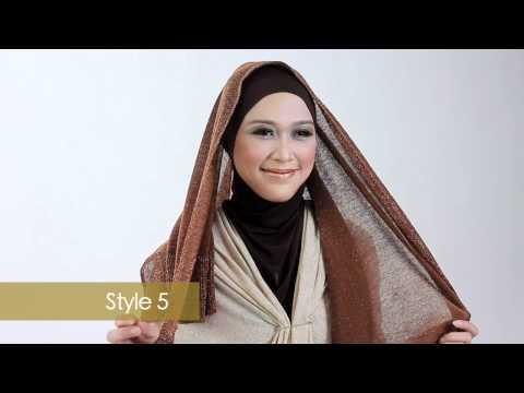 Wardah Hijab Style with Lisa Namuri & Novie Collection