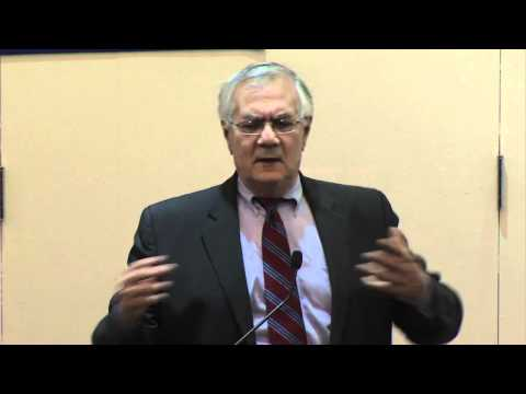Congressman Barney Frank at HLS: on current marijuana policy