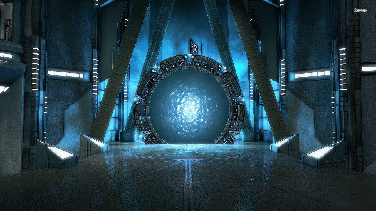 Stargate Atlantis Kinox