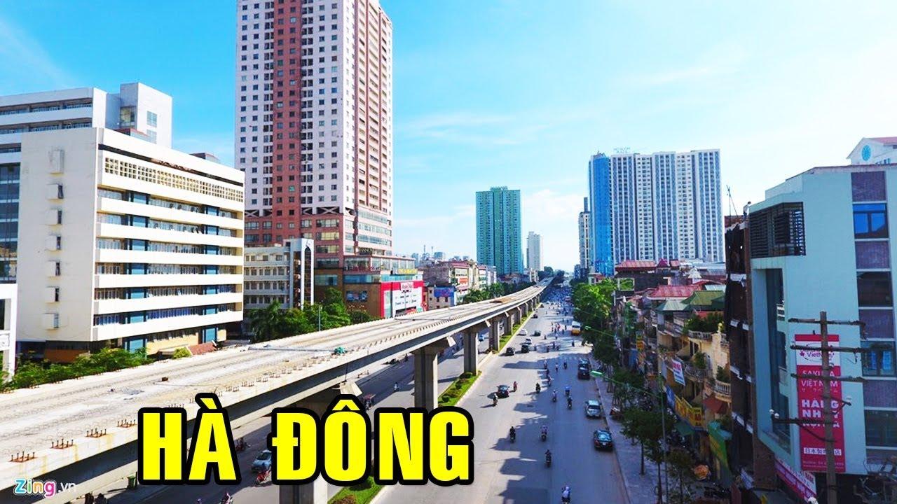 Hà Đông - quận phát triển nhanh nhất Hà Nội   Hanoi City Tour - YouTube