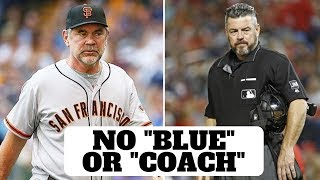 "Why MLB Players Never Say ""Blue"" or ""Coach"""