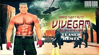 Grand Theft Auto - San Andreas - Vivegam Teaser Remix