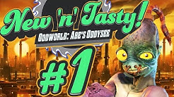 ODDWORLD: NEW 'N' TASTY # 01 ★ Abe in High Definition! [HD]