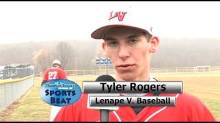 4 7 14 Hopatcong vs Lenape Valley Baseball
