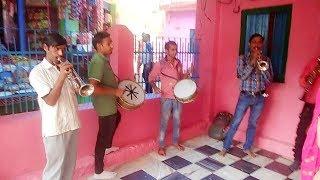 Pahari Band Baaje Dance at Maa Simsa Temple || Himachali Culture || Desi Dance || H.P. Mandi