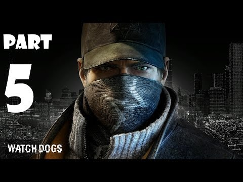 Let's play - Watch Dogs, part 5 - PlayStation 4 | Watch_Dogs ... ZagraniE