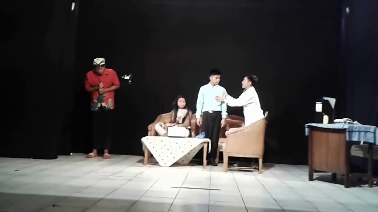 "Teater Sekolah ""drama Lucu"""