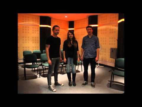 Interview with electric cellist - DanielS in Radio MORS/Kasia Zamojska