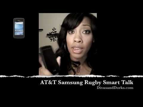 AT&T Samsung Rugby Smart Talk