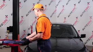BMW 3 Compact (E36) Fogasszíj készlet beszerelése: ingyenes videó