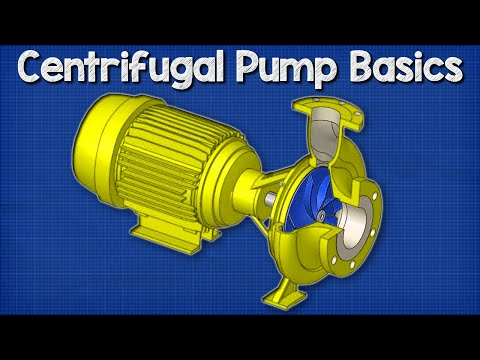 Centrifugal Pump How Does It Work - YouTube