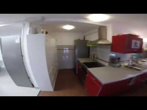 Dormitory For Erasmus Students In Warsaw Youtube