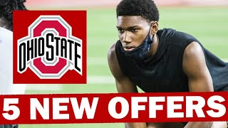 Ohio State Camp Takeaways - Buckeyes Make 5 Offers