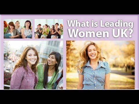 What is Leading Women UK?