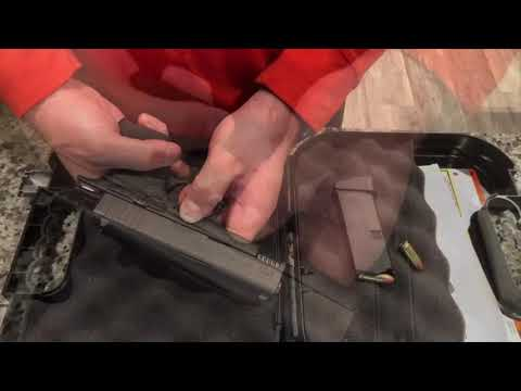 How to Clean a Glock 43