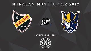 Ennakko: KalPa - Jukurit, 15.2.2019: Sami Kapanen ja Otto Leskinen