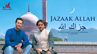 Jazaak Allah   Javed Ali, Salim Sulaiman   Irfan Siddiqui   Merchant Records   Eid 2021