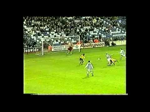1999-2000 West Bromwich Albion v  Portsmouth