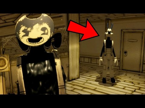 WE FOUND BORIS! | Bendy And The Ink Machine Chapter 2 (Endin