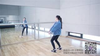 【May J Lee】 Uptown Funk 舞蹈镜面教学 Part 3