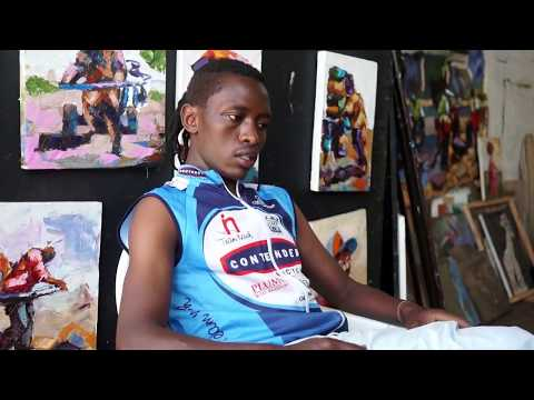 Art Residency at Nafasi Tanzania