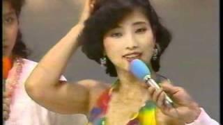 西脇美智子さん (わいわいサタデー、1983.4.30)