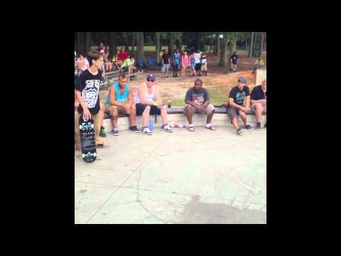 Pascagoula, Mississippi  skate contest!!!