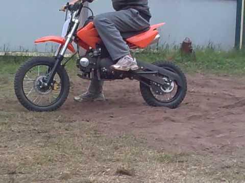 Dirtbike Burnout 2 125cc