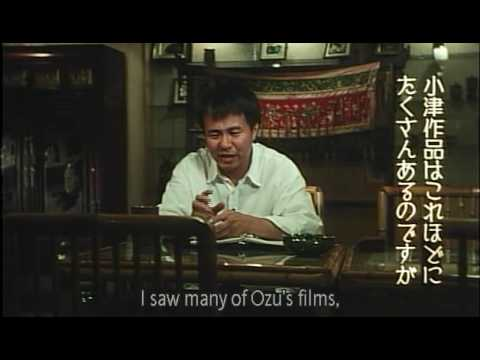 Hou Hsiaohsien on Ozu