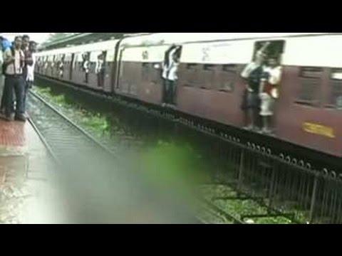 Caught Running A Train