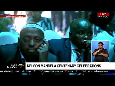Mandla Mandela speaks at Mvezo Centenary Celebrations