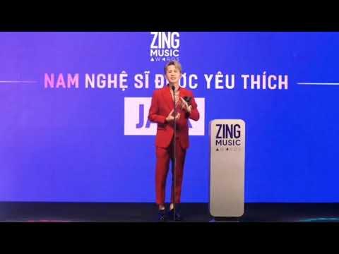 Jack nhận ngay 2 giải thưởng ZMA 2020 với Ca khúc Hoa Hải Đường| 07/01/2021