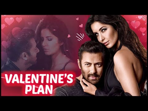 Salman Khan And Katrina Kaif To Celebrate Valentines Day TOGETHER | Bharat