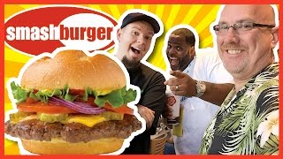 Smashburger Review with Special Guests Daym Drops and WrecklessEating thumbnail