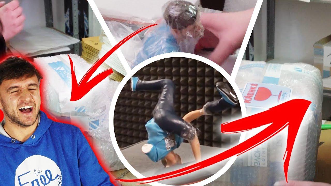 Jak se balí Taryho figurka?