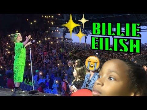 BILLIE EILISH CONCERT?!!