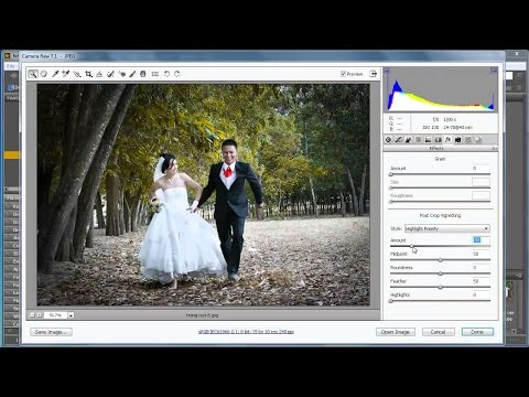 Kỹ thuật ghép ảnh trong Photoshop CS5 (P1)