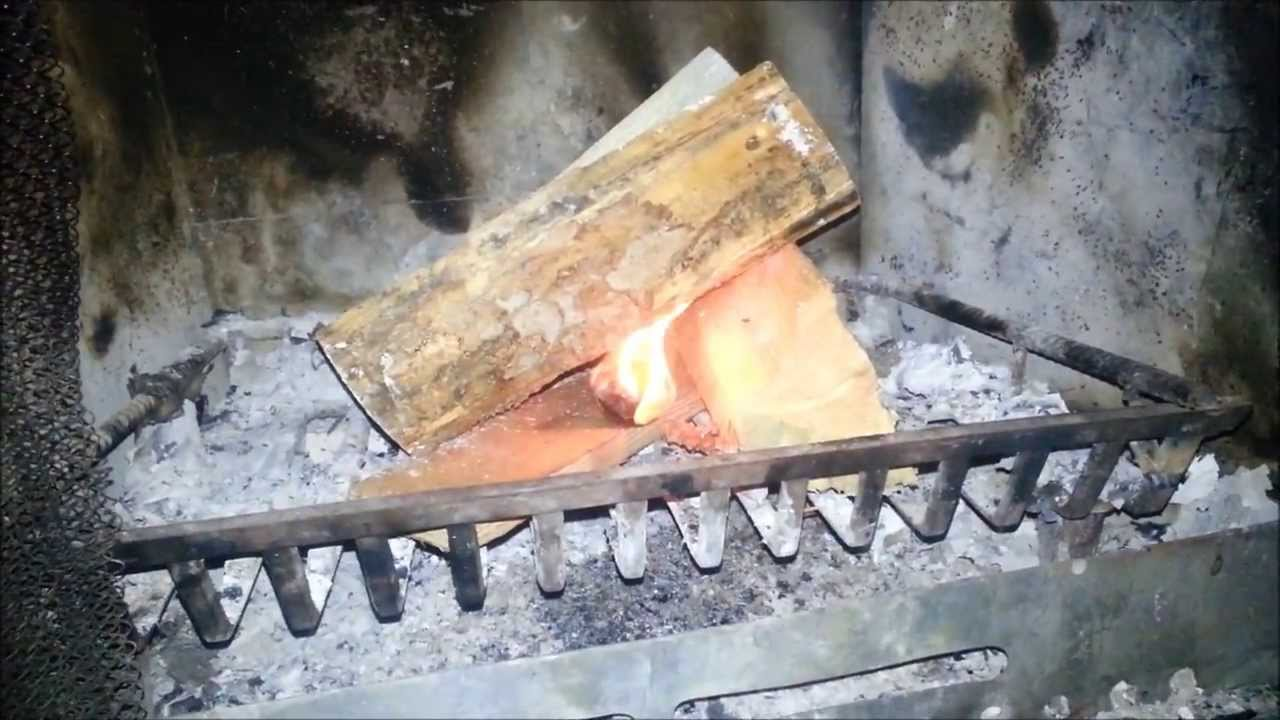 old motor oil fire starters for fireplace or stove youtube