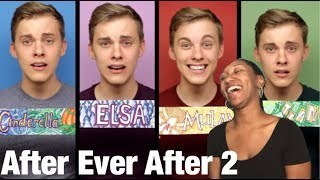 After Ever After 2 Disney Parody Reaction