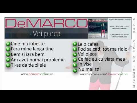 DeMARCO - Vei pleca 2012