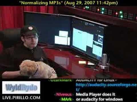 Normalizing MP3 Volume Levels