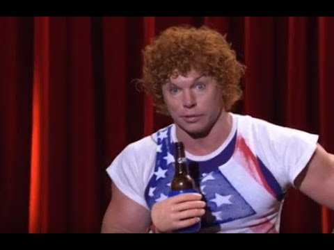 Carrot Top & His Box Of Mysteries (2004) - MDA Telethon