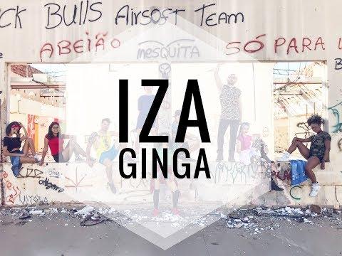 IZA - GINGA (Coreografia)