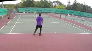 9/30/18 Tennis Highlights