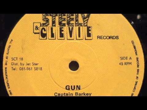 CAPTAIN BARKEY - GUN