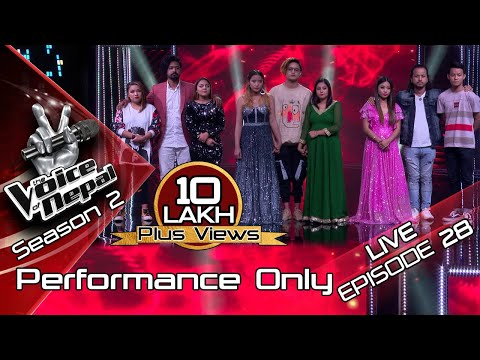 The Voice Of Nepal Season 2 - 2019 - Episode 28 (LIVE Performance)