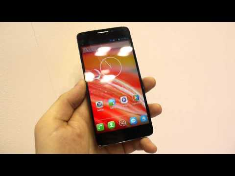 Alcatel OneTouch Idol X hands-on