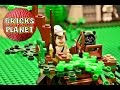 Ewok Attack 7956 LEGO Star Wars - Animation Review, sptop motion, speed building