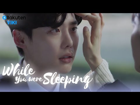 While You Were Sleeping - EP3 | Suzy Puts on Medicine for Lee Jong Suk [Eng Sub]